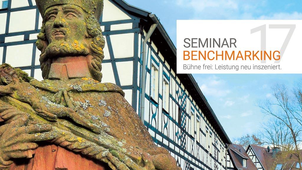 Einladung zum Seminar Benchmarking 2017